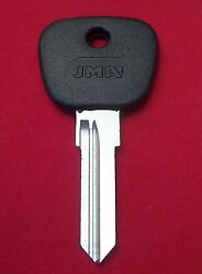 Bmw3-p Ignition Key Blank Bmw 3 Series 85-92, 5 And 7 Series 85-87, 6 Series 85-89