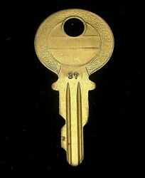 Ignition Switch Key 37 From Briggs And Stratton Series 31-54, 1920's Vintage