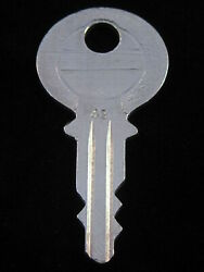 Ignition Switch Key 43 From Briggs And Stratton Series 31-54, 1920's Vintage
