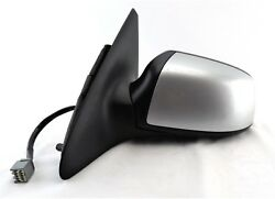 Ford Mondeo-3 Facelift 04-07 Left Side Power Folding Door Mirror Silver