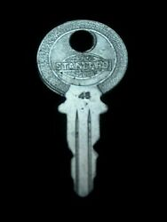 Oem Ignition Switch Key 46 From Briggs And Stratton Series 31-54, 1920's Vintage