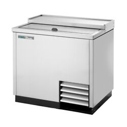 True T-36-gc-s-hc 36 Stainless Steel Glass And Plate Chiller / Froster