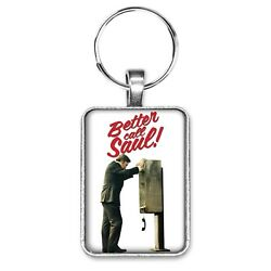 Better Call Saul Pendant Key Ring or Necklace Popular TV Show Breaking Bad