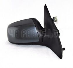 Ford Mondeo Mk3 Facelift 04-07 Right Side Electric Door Mirror Magnum Grey