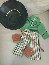 Terri - Jerri Lee Doll Clothing Western Outfit Tagged