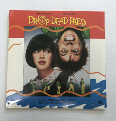 Drop Dead Fred- Extended Play-laserdisc-sealed Cut Out