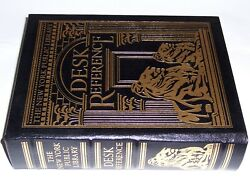 easton press NEW YORK PUBLIC LIBRARY DESK REFERENCE