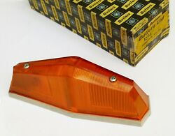Genuine Nos Butlers Lucas 1694 Amber Indicator Lamp For Bus/commercial Vehicle