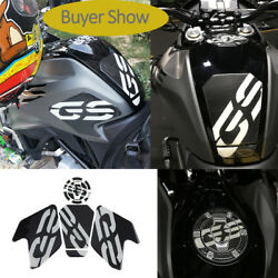 3d Real Carbon Fuel Tank Pad Protection Emblem Stickers Decals For Bmw G310gs