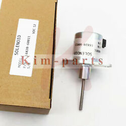 New Kioti Engine Stop Solenoid E6820-60011 For On Mechron Ck Dk Rx Tractor
