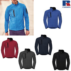 Russell Menand039s Sports Shell 5000 Jacket R-520m-0 - Waterproof Breathable Coat