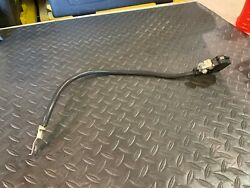 Bmw 2009-2016 F01 F10 F13 Negative Battery Ground Cable Terminal Wire Oem 59k