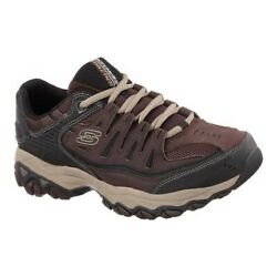 Skechers Men#x27;s After Burn Memory Fit Cross Training Shoe
