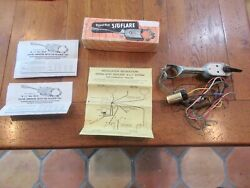 1940s, 1950s Car Truck Signal-stat Turn Signal Switch Dodge Ford Chevy Vintage