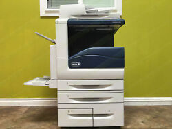 Xerox Workcentre 7830 Laser Color Bw Printer Scanner Copier 30ppm A3 Mfp 7855