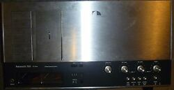 Collection Nakamichi 700 Color Of The Sound 3 Head Cassette Deck 120-240v