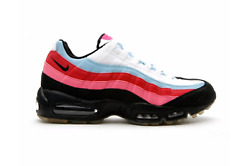 Nike Air Max 95 Parra Sz9us 307272-101 Running Man Ds 2007 Vintage Blue Chill