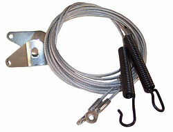 1971 Pontiac Catalina And Grandville Convertible Top Side Tension Hold Down Cables