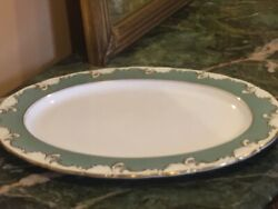 Lot Of 5 Rare Paragon By Appointment Fine Bone China Dinner Plates Richelieu