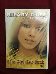 Hilary Duff - The Concert -that Girl Can Rock Dvd