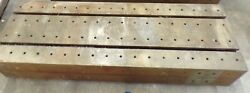 G And L T- Slot Steel Clamping Block 6and039 X 2and039 X 1and039