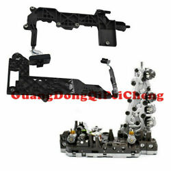 0b5 Dl501 7speed Clutch Transmission Valve Body With Circuit Board For Audi
