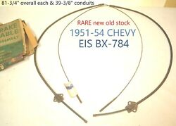 Chevy Gm Lisle Bx-784 Emergency Parking Brake Cable 91834 Nors Nos New Old Stock