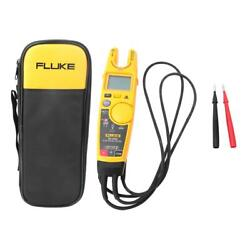 Fluke T6-1000 Digital Non-contact Volt Amp Ohm Hz Clamp Meter Electrical Tester