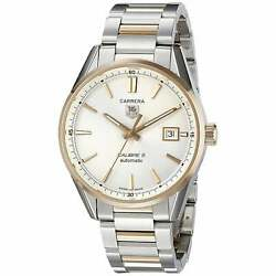 Tag Heuer Men's WAR215D.BD0784 Carerra Automatic Two-Tone Stainless Steel Watch