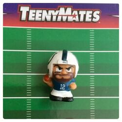 """Andrew Luck Indianapolis Colts Nfl American Football 1"""" Teenymates Toy Figure"""