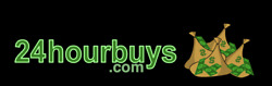 24hourbuys.com PREMIUM Nifty and Brandable Website Domain Name