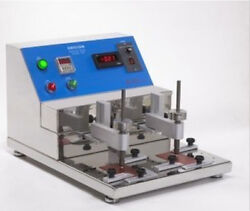 New Abrasion Tester Stainless Steel 4bit Counting 32cm 40 Cm Test Platform S