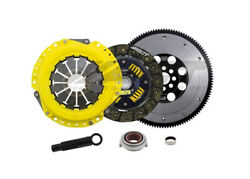 Act Clutch Xtreme Pressure Plate W/ Street Disc For 12-15 Civic Si 09-14 Tsx