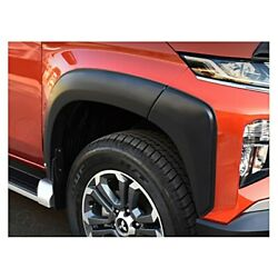 Fender Abs Cars Mitsubishi Triton Mq L200 2019 Off Road Flare Arch Matte Wheel