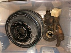 1950 Lincoln Complete Front Brake Parts