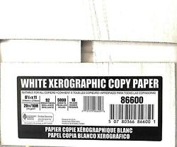 Multi-use Copy Paper, 92 Brightness, 500 Sheets, Case Pack Of 10