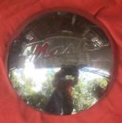 1950's Nash Dog Dish Hubcap 7 1/4 Id And 9 7/8 Od 10 Wheelcover Cover Cap Poverty