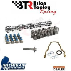 Brian Tooley Btr Vortec Truck Stage 3 Cam Beehive Springs Gaskets 4.8 5.3 6.0