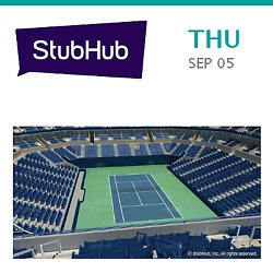 2019 US Open Tennis Championship Session 21 - Women's Semifinals (... - Flushing
