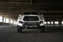 Dv8 Offroad | Front Bumper For 16-21 Tacoma | Center Only | Winch Capable