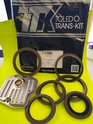 .U140 REBUILD OVERHAUL KIT BANNER KIT WITH CLUTCHES AND FILTER $249.95