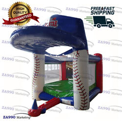 20x13ft Commercial Inflatable Baseball Activitie Sport Game With Air Blower