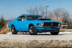 1970 Ford Mustang Boss 429 1970 Ford Mustang Blue with 17019 Miles available now!