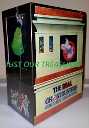 The Real Ghostbusters Complete Collection Dvd, 2008 New, Sealed