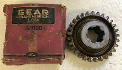 N.o.s 1928-1931 Model A Ford 3 Speed Trans First And Reverse Sliding Gear A-7100