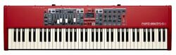 Nord Electro 6d 73 Stage Piano 73-note Semi-weighted Waterfall Keybed