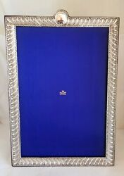 Antique Photograph Frame .sterling Silver Mount. London 1902.by William Comyns