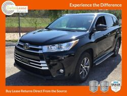 2018 Toyota Highlander XLE 2017 DealerRater Texas Used Car Dealer of the Year! Come See Why!