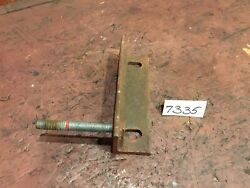 Haban 405a Sickle Bar Mower Double Pulley Bracket