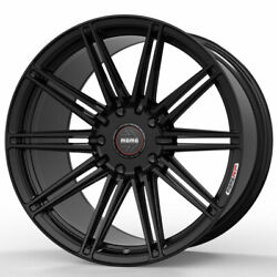 20 Momo Rf-10s Gloss Black 20x9 Forged Concave Wheels Rims Fits Jeep Cherokee